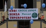 FLASH MOB:   EROI SENZA SUPERPOTERI